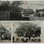 Alte Postkarte aus Tütschengereuth