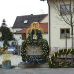 Osterbrunnen 2012