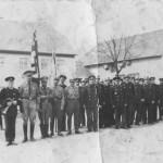Tütschengereuther Feuerwehr in der Zeit zwischen 1940 - 1945