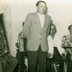 Lehrer Josef Tyll und die Tütschengereuther Dorfmusik