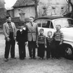 Familie Rottmann 1957