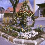 Osterbrunnen 1986