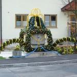 Osterbrunnen 2010